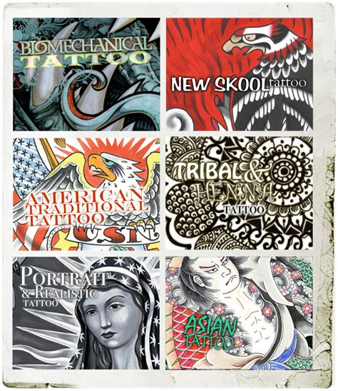 all tattoo genres browsing tattoo shirts by tattoo style yellowman blog