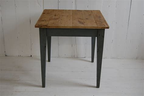 Wooden Table by Square Wooden Table Eastburn Country Furniture