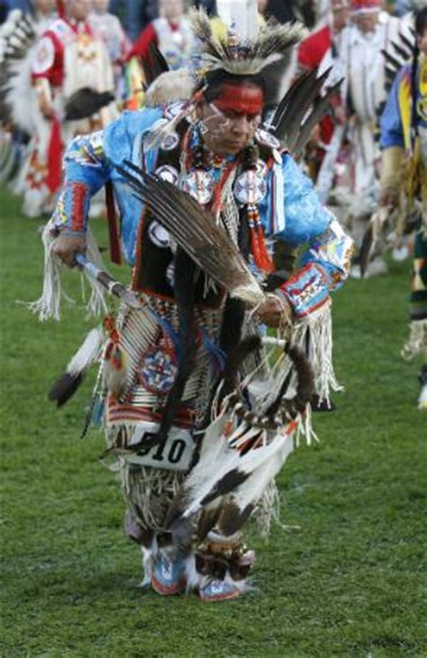 shell pow wow  town