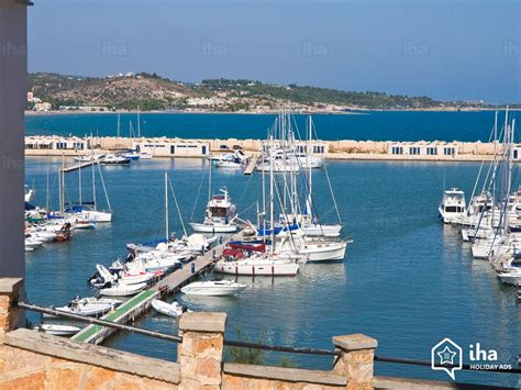 porto di vieste vieste rentals in a bungalow for your vacations with iha