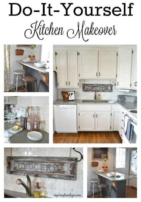 our first do it yourself kitchen 25 unique do it yourself projects ideas on pinterest