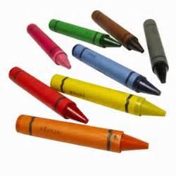 crayons stuff don