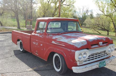 1960 ford f100 rat rod for sale ford other 1960