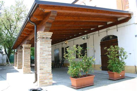prezzi tettoie in legno prezzo tettoia in legno