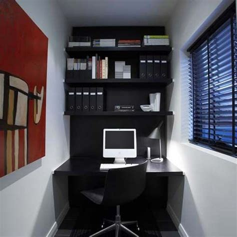 Small Desk Area Computer Desk Area In Office Options Pinterest