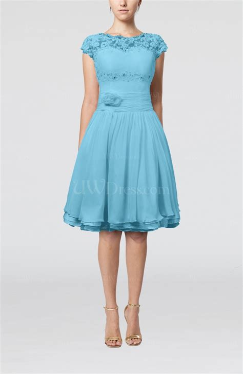 Collection Of Light Blue Bridesmaid Dresses With