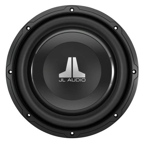 Speaker Subwoofer 10 In Jl Audio 10w1v3 2 10 Inch Car Stereo Subwoofer W 300 Watts Rms 2 Ohm Voice Coil Jla13 10w1v3 2