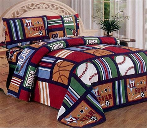 toddler sports bedding kids sports bedding tktb