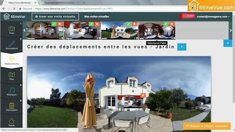 cr馥r sa cuisine en ligne cre ta maison virtuel free visite virtuelle giroptic with
