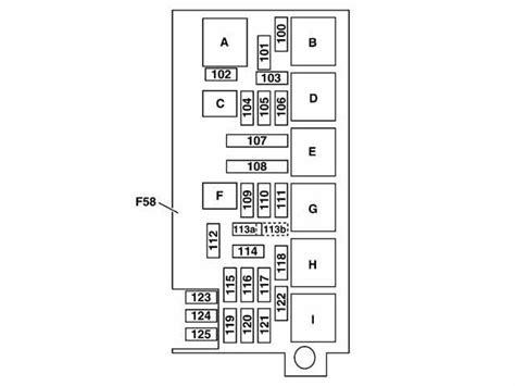 2006 mercedes ml350 fuse box chart wiring diagrams