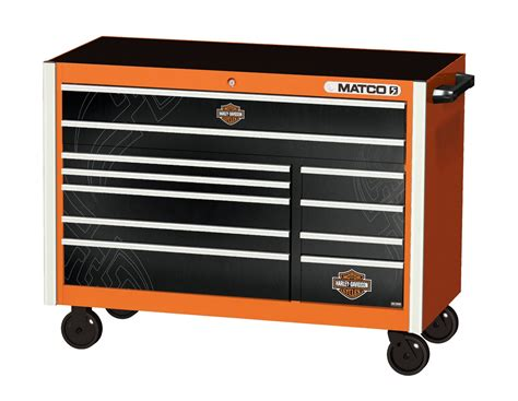Harley Davidson Toolbox by V News Matco Tools Introduces Exclusive Harley