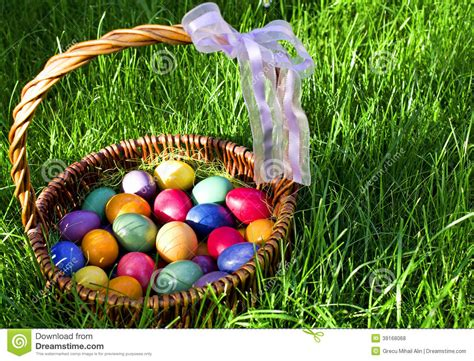 easter in easter eggs stock photo image 39168068