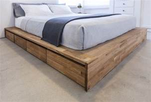 Bed Frame With Storage Review Mash Studios Lax Series Storage Platform Bed Reviews