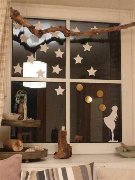 Fensterdekoration Weihnachten Mit Vorlagebö by Fensterdeko Zu Weihnachten 104 Neue Ideen Archzine Net