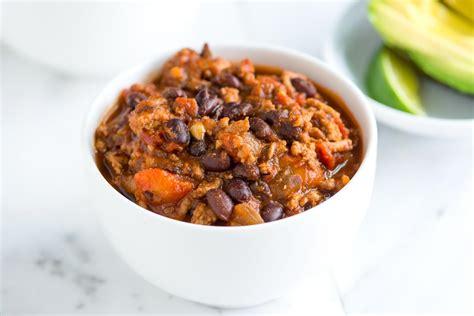 best turkey vegetable chili recipes irresistible healthy turkey chili recipe