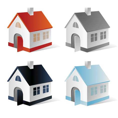 free house images 5 house vector free vector 4vector