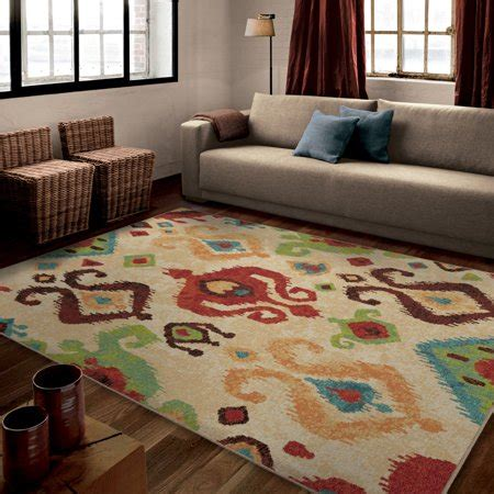 Bright Aztec Rug by Orian Rugs Bright Southwest Aztec Ancient Multi Colored