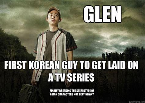 Walking Dead Glenn Meme - walking dead glenn memes quickmeme