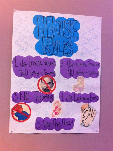 house rules tv show adapted from the tv show americas super nanny house rules