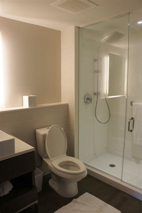 hotel bathroom design new green element hotel opens in times square new york