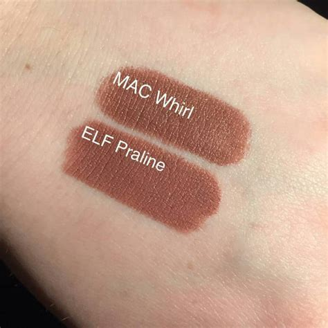 Mac Whirl dupethat mac whirl dupes