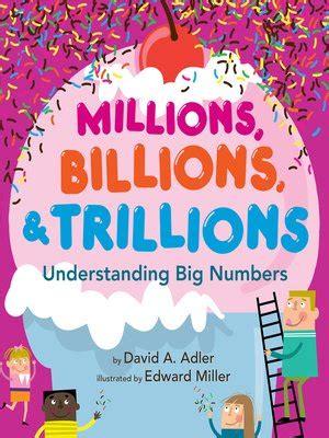 lights out david audiobook millions billions trillions by david a adler