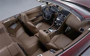 Aston Martin Dbs Interior 2010 Aston Martin Dbs Volante Interior Wallpaper Hd Car