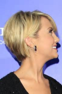 chelsea back of hair chelsea kane short hair back