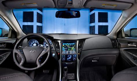 Hyundai Sonata 2014 Interior by 2015 Hyundai Sonata Hybrid Review Release Date Price