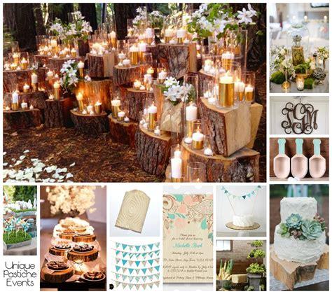 grain spring wedding ideas unique pastiche events