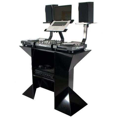x90 studio dj desk black xs900 901 products