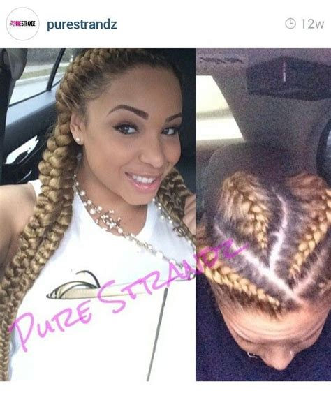french braid with weave styles french braids hair pinterest braids french and