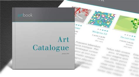 free catalog design templates free catalogue indesign template design your own