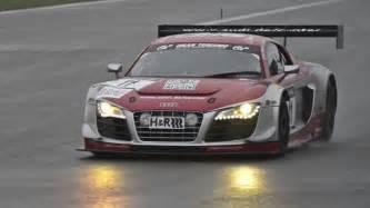 Audi R8 Racing Audi R8 Lms Ultra Race Car At Nurburgring Chris Harris