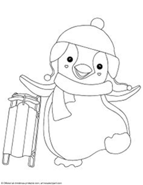 turkey waddle coloring page waddle into winter penguin math printables color by the