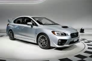 Subaru Silver Subaru Wrx 2015 Silver
