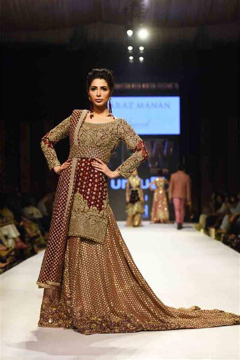 Maxi Zaenab Maroon bridal maxi dress designs 2018