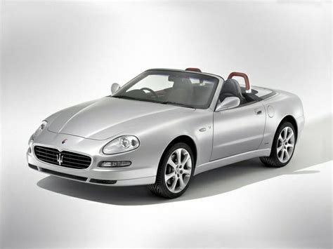 old car manuals online 2006 maserati gransport transmission control 2006 maserati spyder information