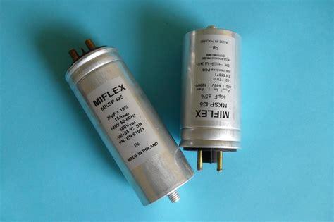 power electronic capacitor miflex 187 miflex