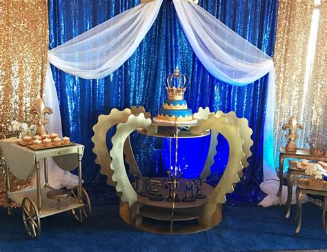 Royal Themed Baby Shower by Prince Baby Shower Quot Prince S Royal Shower
