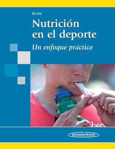 libros de nutricion infantil gratis pdf nutrici 243 n en el deporte un enfoque pr 225 ctico