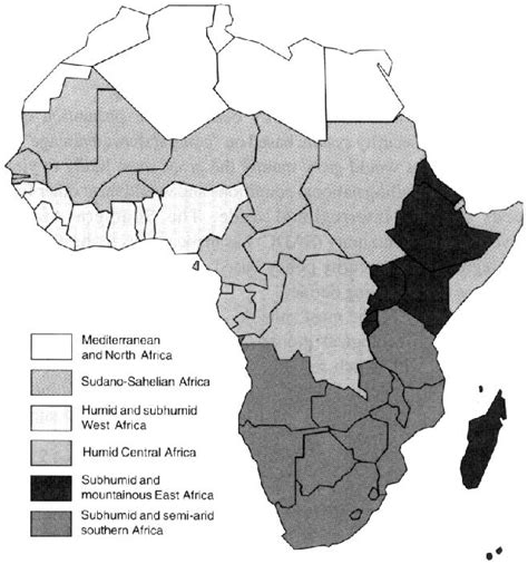 sections of africa water bosmos com