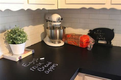 chalk paint kitchen countertops 7 countertop upgrades that don t require a remodel the