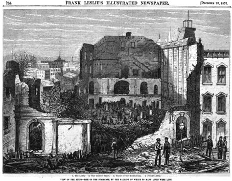 The Terrible Brooklyn Theater Fire The Worst Disaster In