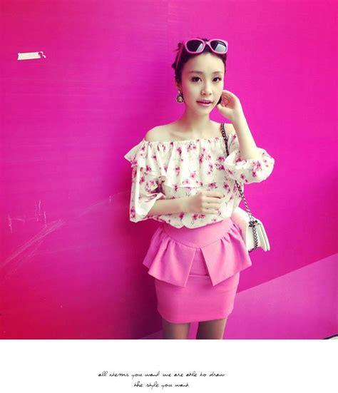 Jual Rok Muslimah Cantik by Model Rok Cantik 25 Model Rok Panjang Motif Batik Paling