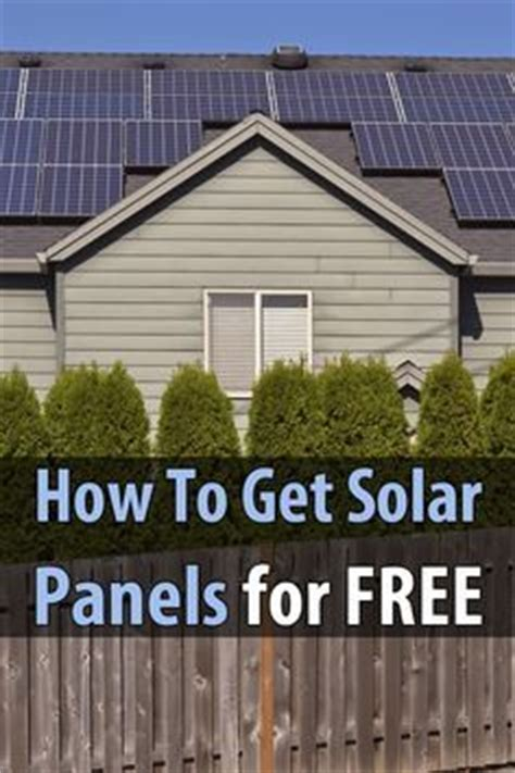 where can you put solar panels how to get solar panels for free solar and solar panels