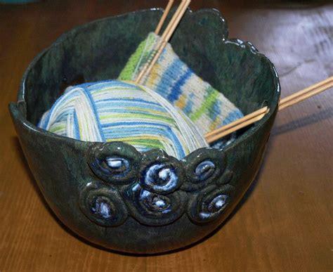 garnschale keramik garnschale wollschale in gr 252 n keramik garnschale