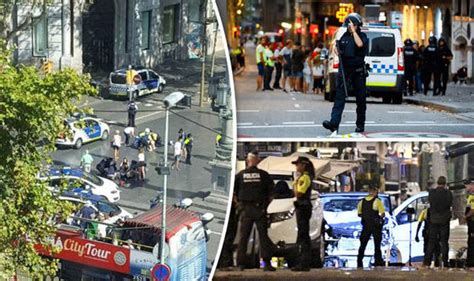 barcelona attack barcelona terror attack vehicle attacks by isis rise