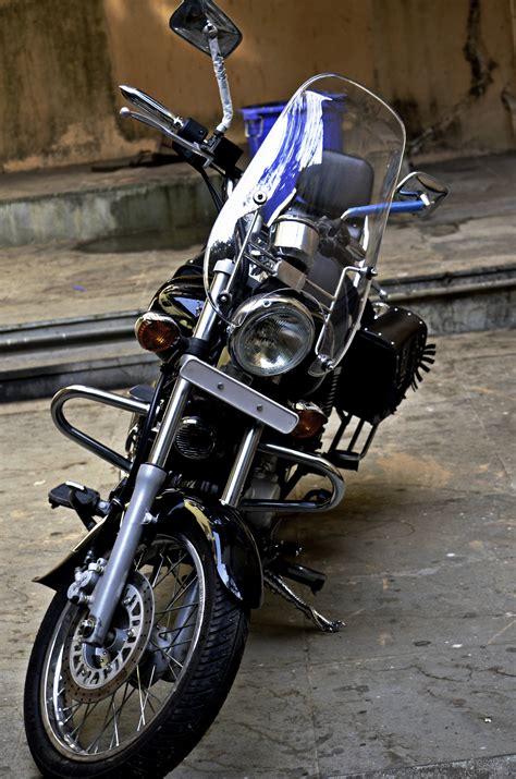 Modified Avenger Bike by Bajaj Avenger Modified Headlight Www Pixshark