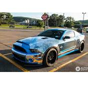 Ford Mustang Shelby GT 500 Supersnake 2013  18 July 2015 Autogespot